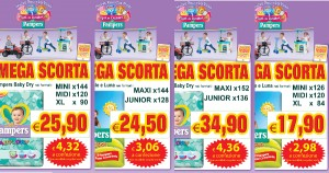 PampersDay Promo A Cartone